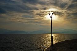 Let the sunshine ...