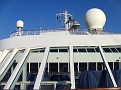 Looking up from Lido Deck fwd