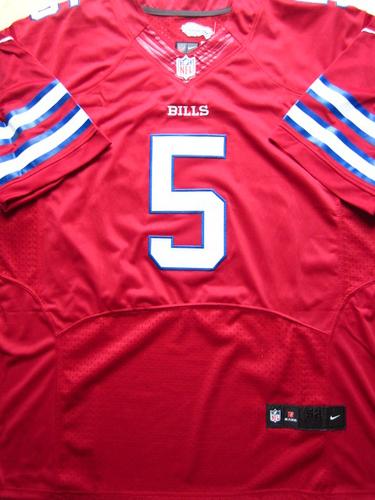 Bills Taylor #5 red01