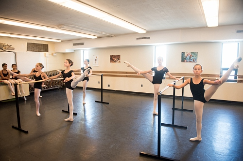 Brighton Ballet Practice DG-76