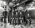 "1900 | ""U.S. Battleship Texas, chief petty officers"" 