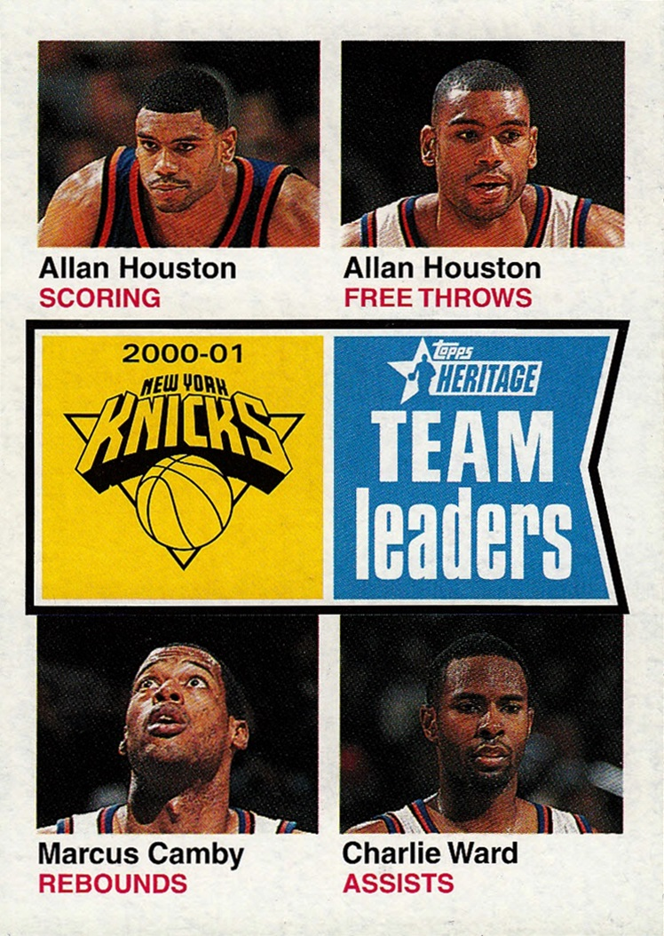 2001-02 Topps Heritage #221 (1)