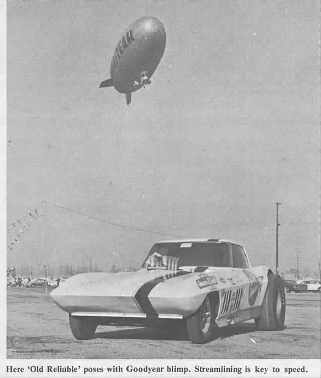 Dave Strickler The old reliable corvette 4 HPC7-67
