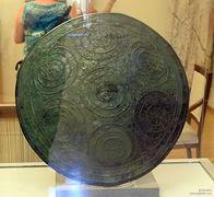 Tarcza z okresu przed podbojem rzymskim