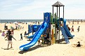 One of the several new playgrounds post Hurricane Sandy