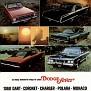 1968 Dodge, Brochure. 01