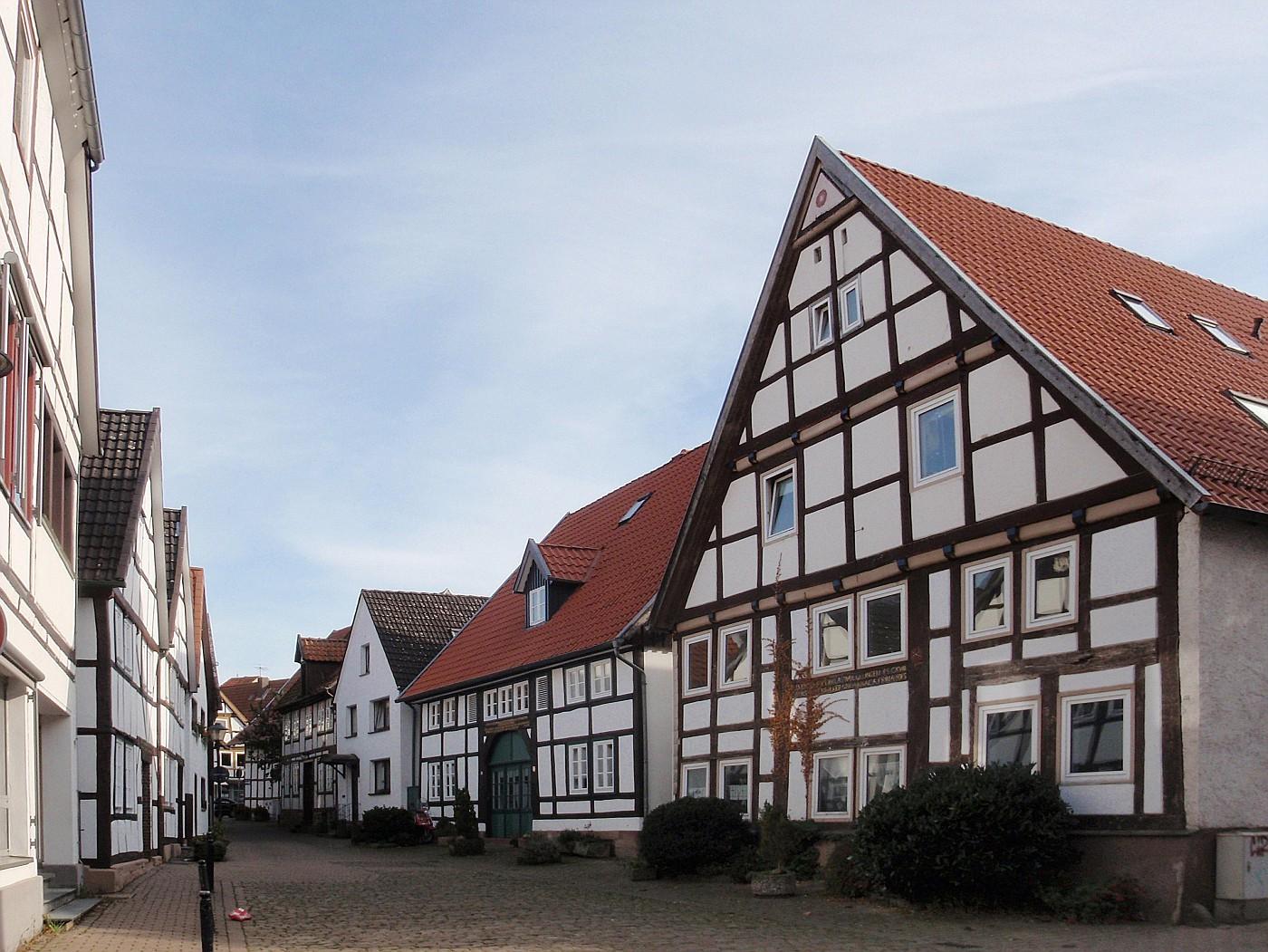 Schulstraße Blomberg