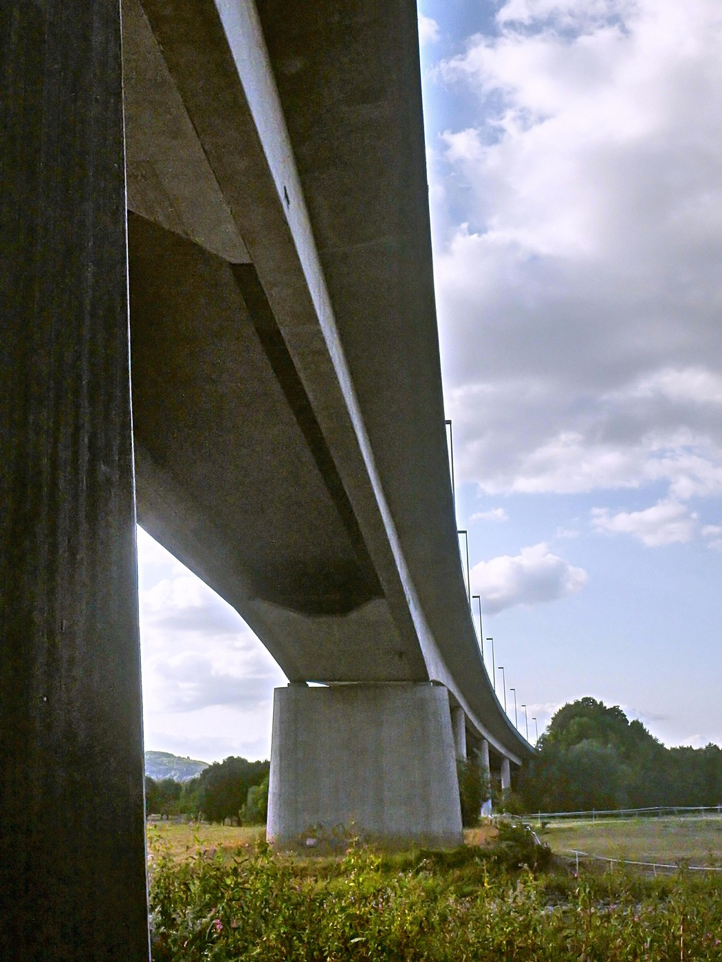 Autobrücke