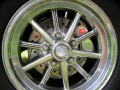 Willys front wheel