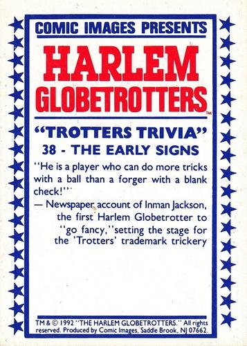 1992 Harlem Globetrotters #38 (2)