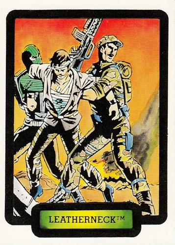 1987 Comic Images GI Joe #03 (1)