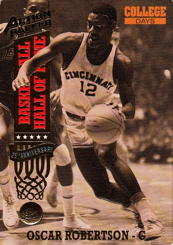 1993 Action Packed Hall of Fame #78 (1)
