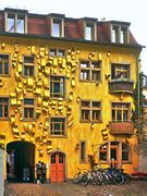 Haus in der Kunsthofpassage