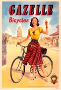 Gazelle bicycles