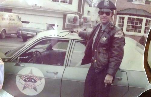 IL- Park Ridge Police 1973 Dodge Polara