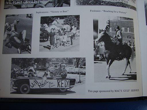 FayetteIaHighSchool1969Annual007