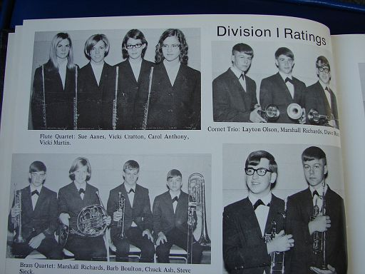 FayetteIaHighSchool1969Annual031