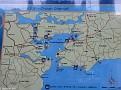 Cork Harbour Tourist Map