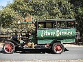 1911 Ford Model T Jitney Bus body driver's side
