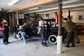 Museotalkoita maaliskuussa 3 kertaa, mm. siivousta ja autojen siirtelyä