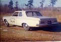 CT - Manchester Police 1963 Dodge