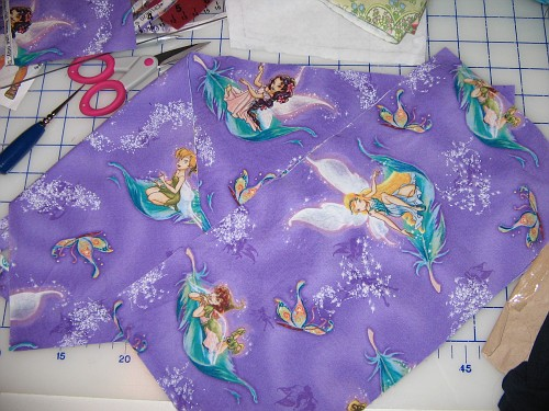 Disney Sewing fairy set3