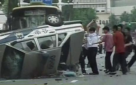 UIGHUR riots in July