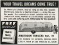 Airstream 1956, Ad.