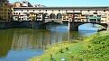 "OLD ""Shopping"" Bridge in Florence"