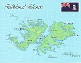01- Map of Falklands (or Malvinas)