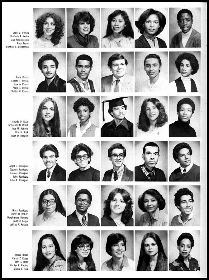 Pleasant 1980Yearbook256 Vi Short Hairstyles Gunalazisus