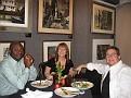 Lenny White, Andy Marino & wife
