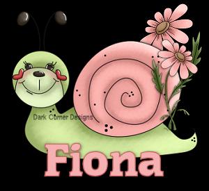 dcd-Fiona-Happy Snail