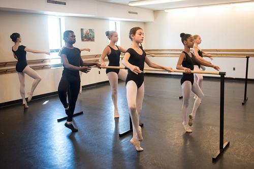 Brighton Ballet Practice DG-51