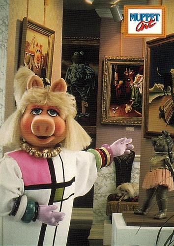 1993 Cardz Muppets #36 (1)