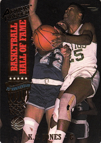 1993 Action Packed Hall of Fame #22 (1)