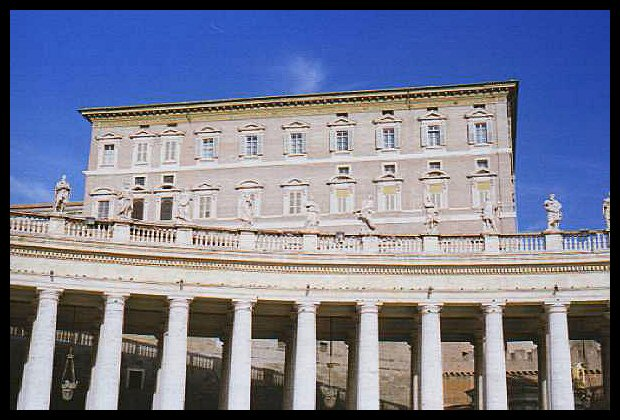 The Pope's Residence