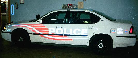 DC - District of Columbia Metropolitan Police