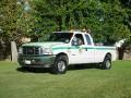 Mike MacDonald's work truck