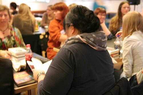 Bokbloggtreff 15.09.2012, foto: Elin Bekkebråten Sjølie
