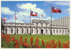 Chile - PALACIO DE LA MONEDA NS
