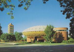 The SC Johnson Wax Golden Rondelle Theatre