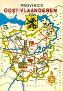 OOST- VLAANDEREN - 00-Map