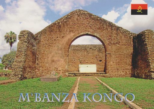 Angola - 2017 MBANZA KONGO