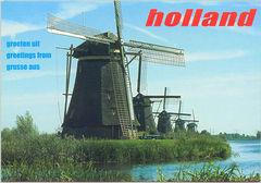 Netherlands - Blauw Mill