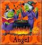 2 Green WitchAngel