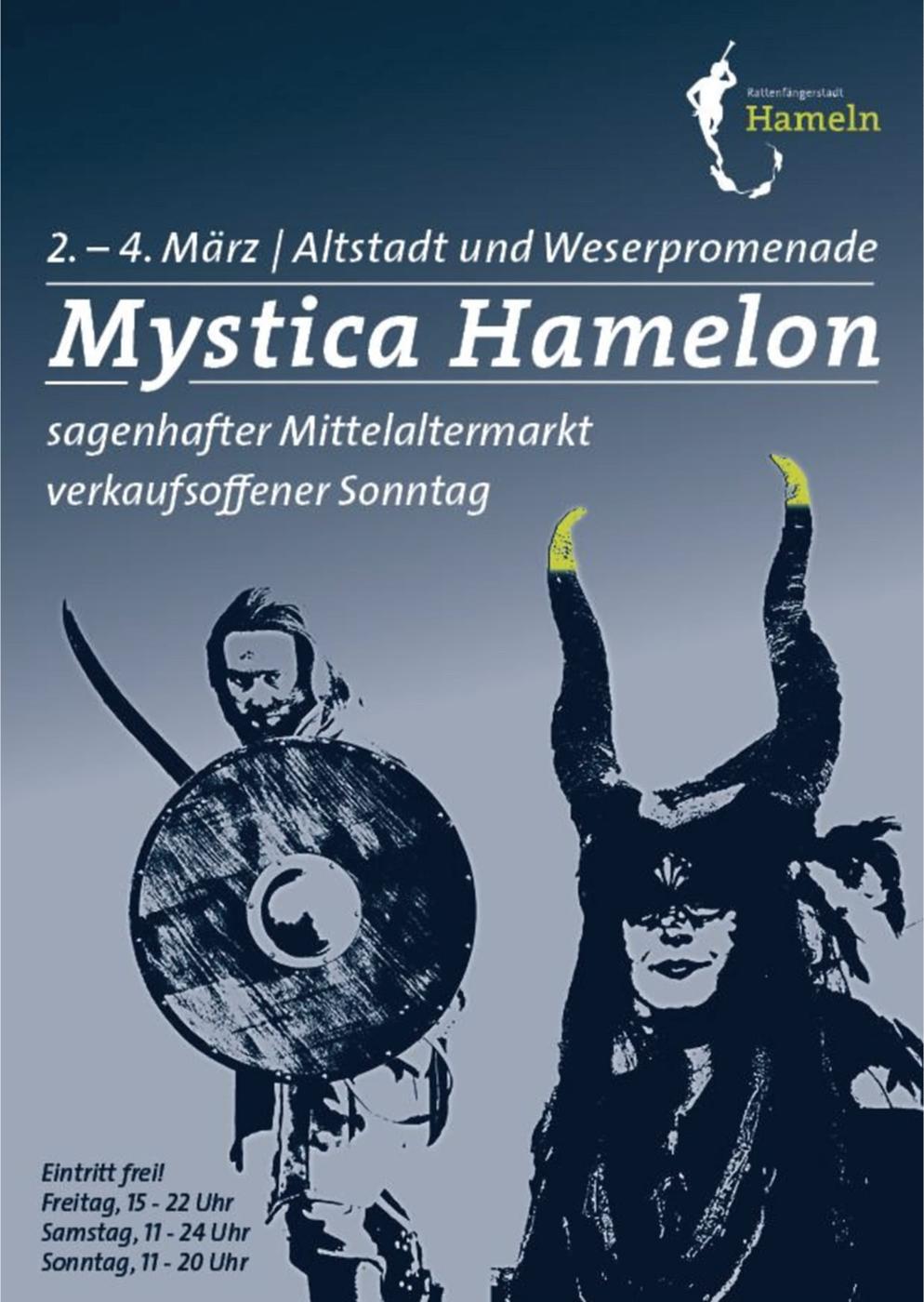 Plakat Mystica Hamelon