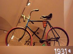 Kettenloses Fahrrad