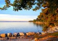 Lake Ontario Shores at Sunrise, Burlington, ON