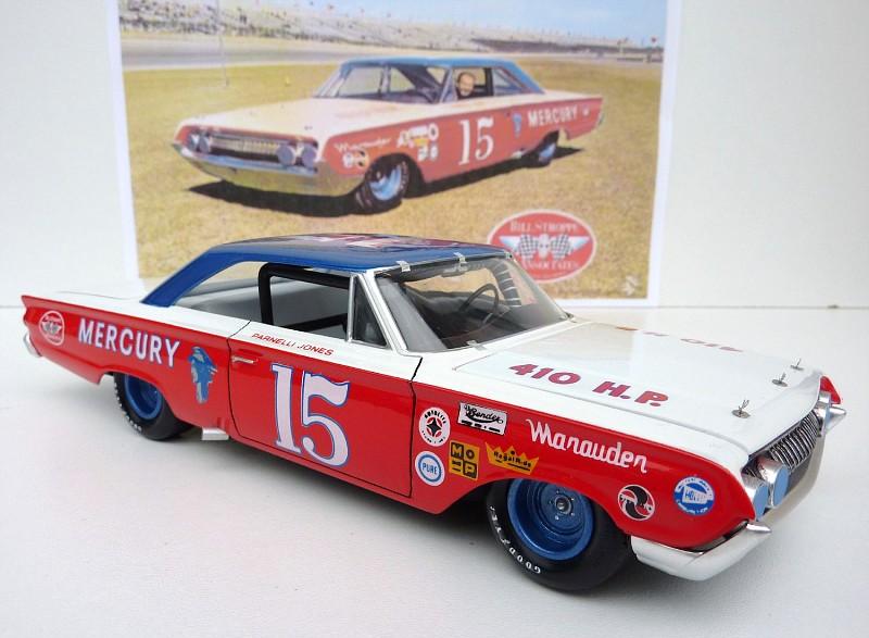 Mercury Marauder 64 Nascar Parnelli Jones  P1000596-vi